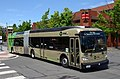 C-Tran New Flyer XDE60 bus in downtown Vancouver (2017).jpg