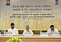 C.P. Joshi addressing at the inauguration of the Orientation Workshop for Eminent Citizens under Mahatma Gandhi National Rural Employment Guarantee Act, in New Delhi on May 17, 2010.jpg