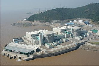Nuclear reactor - The CANDU Qinshan Nuclear Power Plant