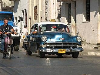 Carretera Central (Cuba) - Image: CC Sta Clara 1