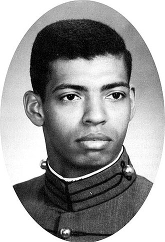 Vincent K. Brooks - Brooks as a cadet in 1980