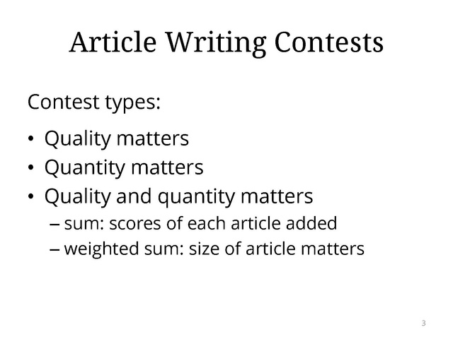 Writing a News Article (middle school) - ABCTeach