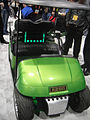 CES 2012 - Kicker booth golf cart (6764018247).jpg