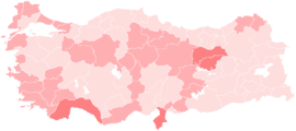 CHP 1995 general election