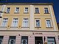 CIB bank. - 1 Érsek Street, Eger, 2016 Hungary.jpg
