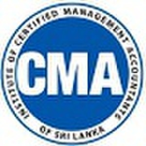 Institute of Certified Management Accountants of Sri Lanka - Image: CMA Sri Lanka logo