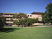 Charles Sturt University has campuses in several country towns in New South Wales