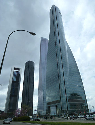 Cuatro Torres Business Area - Image: CTBA (Madrid) 31