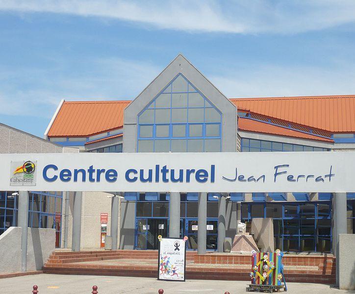 Centre culturel et bibliothèque à Cabestany