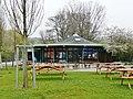 Café Biergarten MaxS am Max-Eyth-See (sbr – Gemeinnützige Gesellschaft für Schulung und berufliche Reintegration) - panoramio.jpg