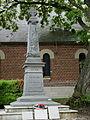 Cagnicourt - Monument aux morts.JPG