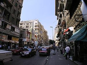 Cairo - Downtown - Talaat Harb St.JPG