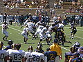 Cal football final spring scrimmage 2009-04-18 8.JPG