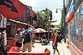 Callejon de Hamel. Centro Habana, La Habana, Cuba. Agosto de 2016 01.jpg