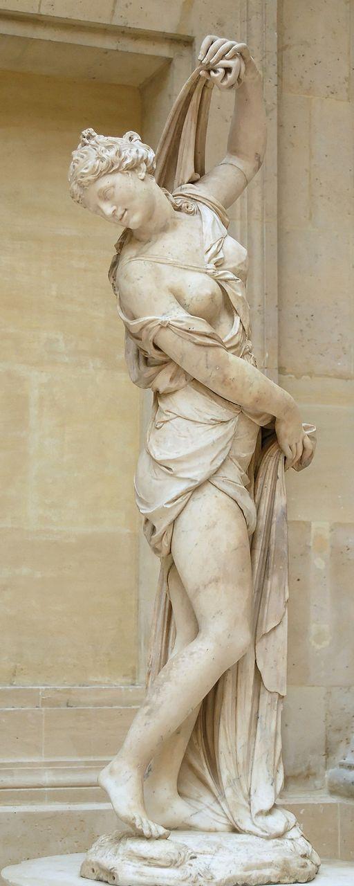 Venus Callipyge or Callipygian Venus