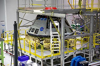 Boeing Starliner-1 United States Commercial Vehicle mission 2, aboard Boeing Starliner-1