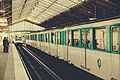 Cambronne Metro station, Paris September 2013 001.jpg