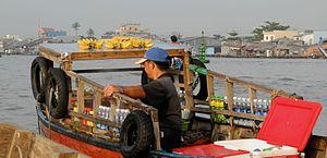 Can Tho City - Schwimmender Markt auf dem Mekong.jpg