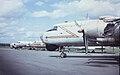 Canadair CP-107 Argus 2 10742 Royal Canadian Air Force, Ottawa - Rockcliffe, August 1987. (5535753148).jpg
