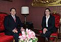 Canciller recibió a nuevo Embajador de Ecuador en el Perú (10690939485).jpg