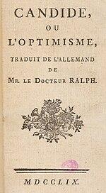 franse literatuur in de 18e eeuw