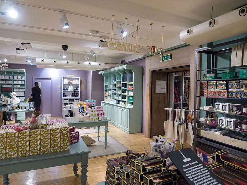 File:Candle shop, Liberty of London (8370788712).jpg