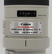 Canon EF lens mount - Wikipedia