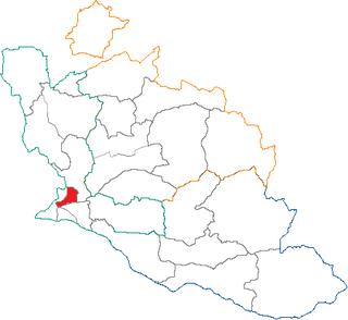 Canton of Avignon-Nord Former canton in France