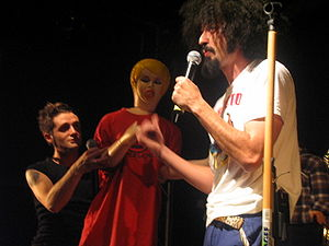 Caparezza - Caparezza in concert in Turin, 2006