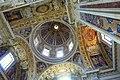 Cappella Sistina ceiling - Santa Maria Maggiore - Rome, Italy - DSC05712.jpg