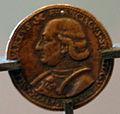 Caradosso, medaglia di francesco I sforza, 1488 circa, recto.JPG