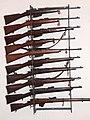 Carcano carbines and Italian Vetterli Forte di San Leo.JPG