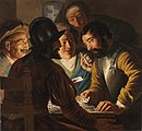 Card players, by Jan Lievens.jpg