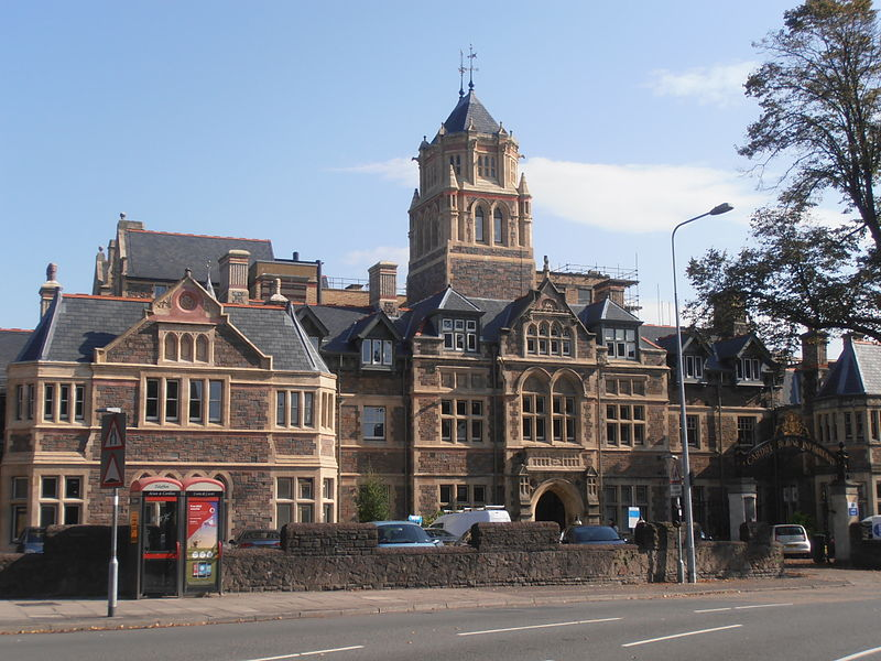 File:Cardiff Royal Infirmary 01.JPG