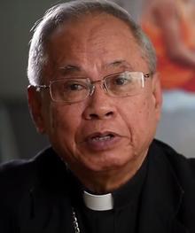 bishops quevedo Asian conference