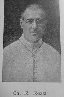 Raffaele Rossi Italian Cardinal of the Roman Catholic Church