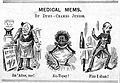 Caricature; Medical Mems Wellcome L0028027.jpg