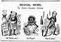 Caricature; Medical Mems Wellcome L0028027.jpg