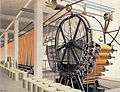 Carl Grossberg The paper machine 1934.jpg