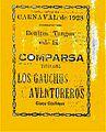 Carnaval de Málaga 1928 comparsa Los Gauchus Aventureros.jpg