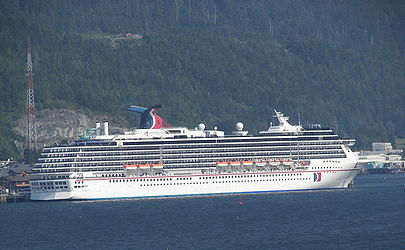Carnival Spirit in Ketchikan, Alaska 2 cropped.jpg