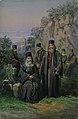 Carol Popp de Szathmari - Călugări din România.jpg