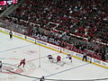 Carolina Hurricanes vs. New Jersey Devils - March 9, 2013 (8553510126).jpg