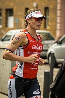 Caroline Steffen Swiss triathlete