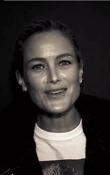Carolyn Murphy for Love magazine, smiling.jpg