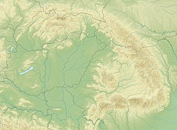 Situo de Gerlachovský štít en Karpatoj