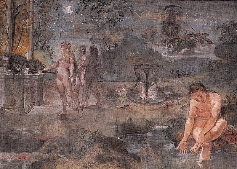 Fichier:Carracci, Medea, Palazzo Fava, Bologna.jpg