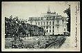 Carte postale - Asnières-sur-Seine - Le Parc et la Mairie.jpg