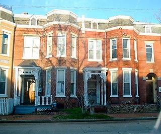 Carver, Richmond, Virginia Neighborhood of Richmond in Virginia, United States