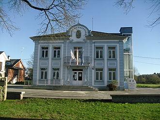 Castro de Rei - Image: Casa Concello Castro de Rei
